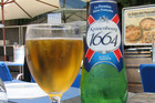 French beer like Kronenbourg could soon be heavily taxed (Marcelo Costa/Wikipedia)