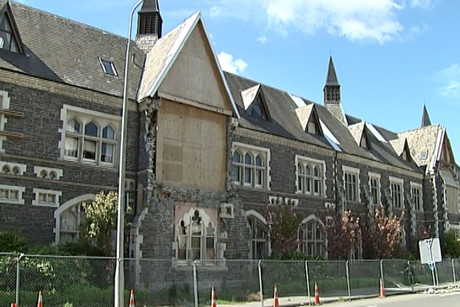 Cranmer Court in Christchurch is set to be demolished