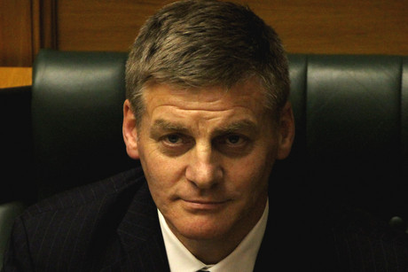 Deputy Prime Minister Bill English (Photo: Jared Mason / 3 News)