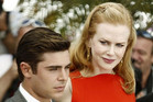 Zac Efron and Nicole Kidman  (Wenn.com)