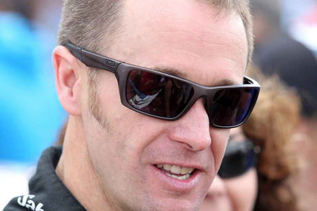 Kiwi Greg Murphy (Photosport file)