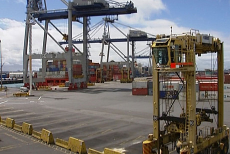 Maritime Union staff are marking 14 months of negotiations at the Ports of Auckland