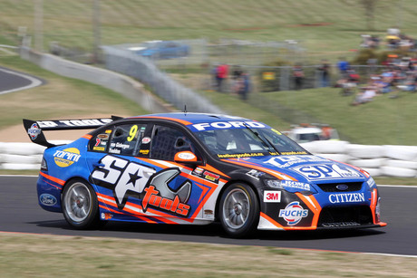 Shane Van Gisbergen and Luke Youlden, SP Tolls Ford (Photosport)