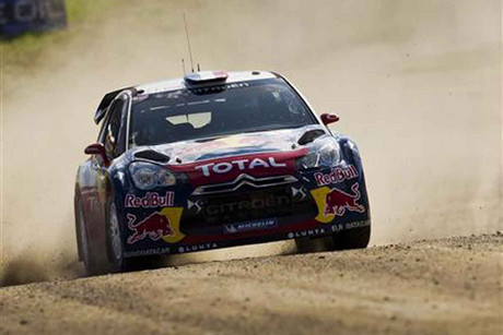 Sebastien Loeb (Reuters file)