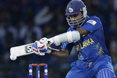 Mahela Jayawardene has stepped down from the Sri Lanka captaincy (Reuters)