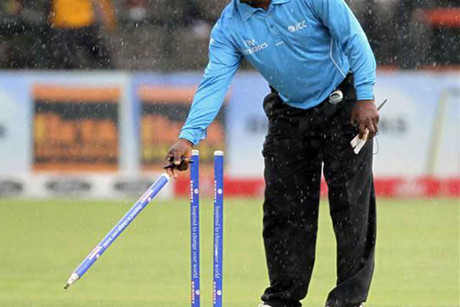 Match fixing allegations have rained down on umpires  (Reuters file)