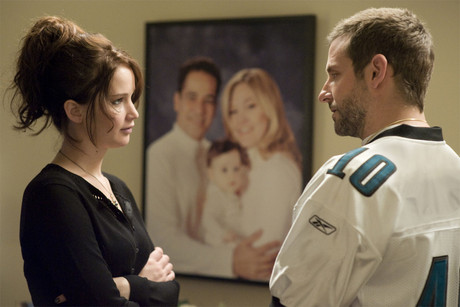 Still from Silver Linings Playbook