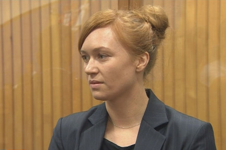 Kara Hurring was sentenced to nine-months home detention