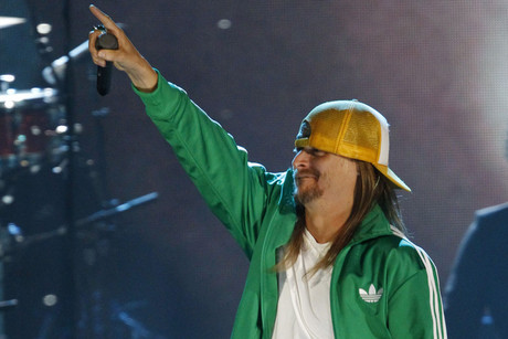 Robert Ritchie, better known as Kid Rock (Reuters/Matt Sullivan)
