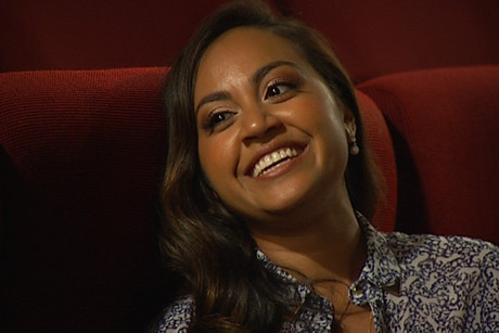 The Sapphires star Jessica Mauboy