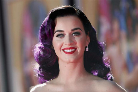 Katy Perry  (Reuters)