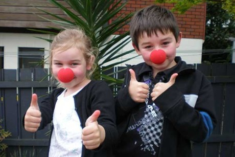Red Nose Day raises money for research into child illnesses  (Photo supplied)
