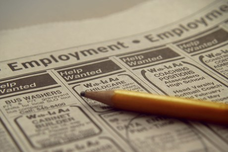 Youth unemployment is currently at 25 percent  (file)