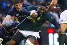 South Africa prop Tendai Mtawarira, 'The Beast' (Reuters file)