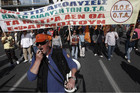 Greece's planned austerity measures are deeply unpopular among workers (Reuters file)