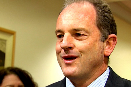 Labour leader David Shearer (file)