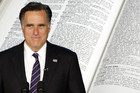 The term 'omnishambles' was adapted to 'Romneyshambles' after a series of gaffes from the US presidential hopeful
