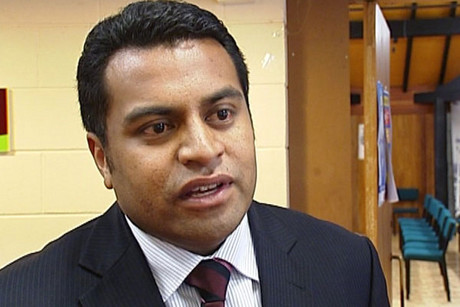 Labour's police spokesman, Kris Faafoi (file)