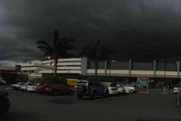 Jake Hibbert took this photo at the Manukau shopping centre