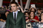 Robert Pattinson at the premiere of The Twilight Saga: Breaking Dawn - Part II (AAP)