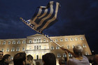 The Greek parliament in Athens (Reuters file)