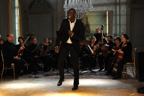 Omar Sy in The Intouchables