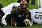 South Africa's Gurthro Steenkamp (Reuters file)