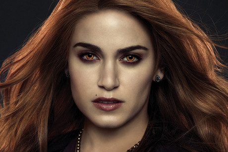 Nikki Reed in Twilight: Breaking Dawn – Part 2 poster art