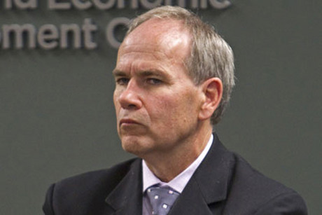 Auckland Mayor Len Brown