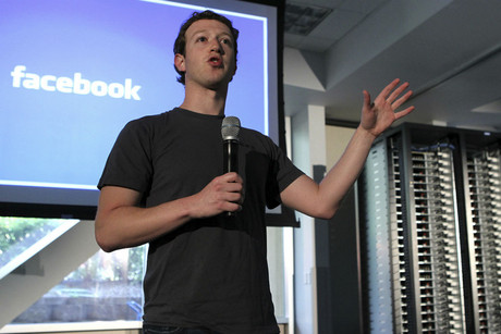 Mark Zuckerberg (Reuters)
