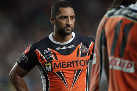 Benji Marshall won't be running off to play rugby in Japan (AAP)