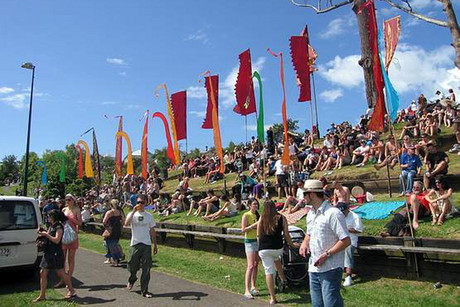 The popular event held at Grey Lynn Park was due to take place on Saturday (Photo: Grey Lynn Festival)
