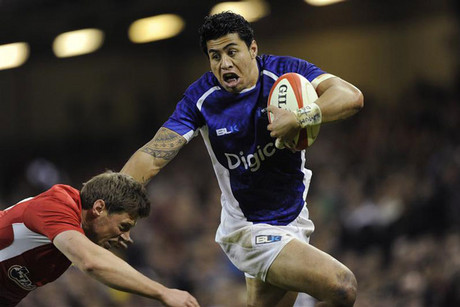 George Pisi (Reuters)