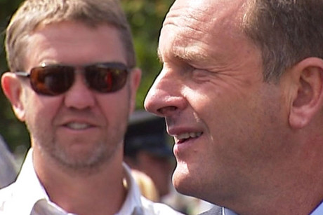 David Cunliffe and David Shearer