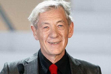 Sir Ian McKellan (AAP)