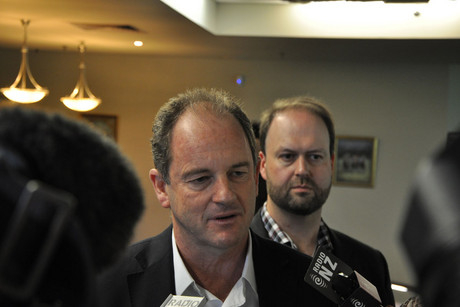 Labour Party leader David Shearer (AAP)