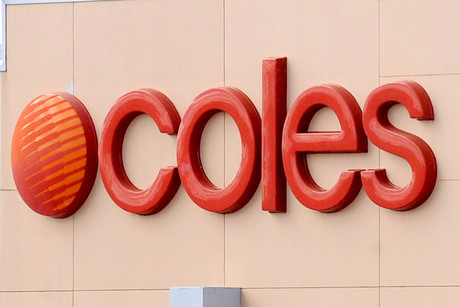 Supermarket chain Coles won't stock Kiwi products if they're indistinguishable from Australian-sourced suppliers (AAP)