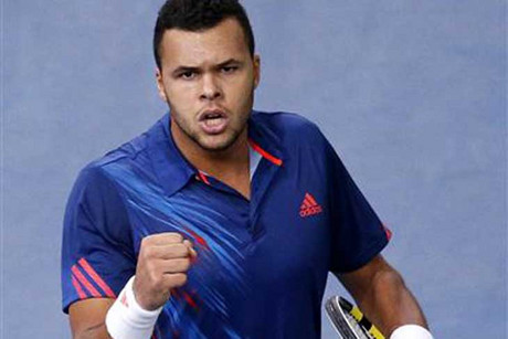 Jo-Wilfried Tsonga (Reuters)