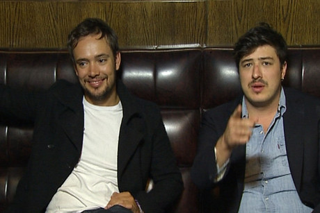 Mumford & Sons are downunder