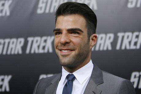 Zachary Quinto (Reuters)