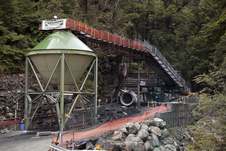 Pike River mine