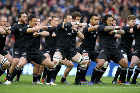 The Haka has often been a sticking point between Wales and the All Blacks. Expect fireworks for this one (Photosport file)