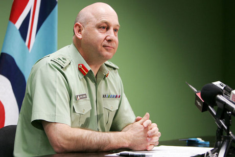 Lieutenant General Rhys Jones 