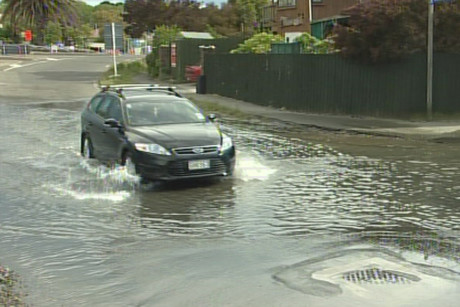 There are now 1300 properties at risk of tidal flooding