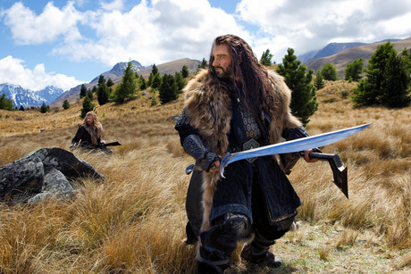 The New Zealand Government has done a lot to get the Hobbit films shot here (AAP)