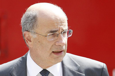 Lord Justice Leveson (Reuters file)