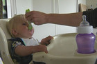 A new trial is studying baby-led weaning