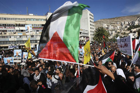 New Zealand will support Palestine's UN bid for statehood recognition (Reuters)