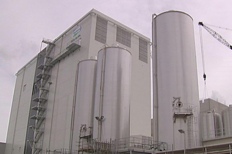 Fonterra's plant at Darfield