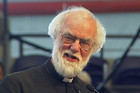Dr Rowan Williams arrived in New Zealand 10 days ago for one of his last international tours before he steps down as Archbishop of Canterbury in December